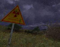 Радиоактивный очаг